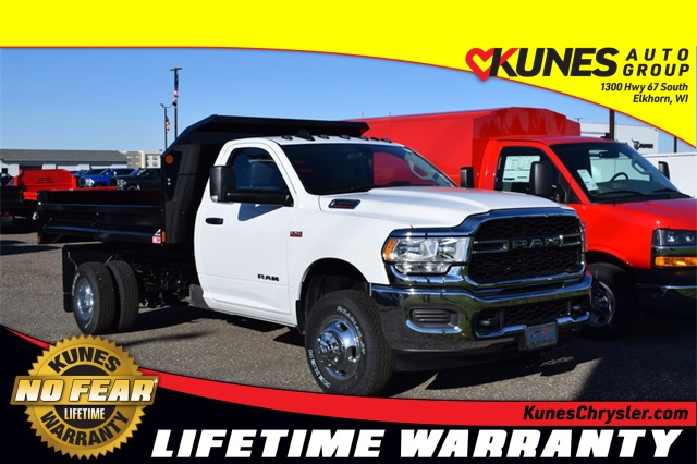 2020 Ram 3500 Regular Cab DRW 4x4, Monroe Dump Body #DT04900 - photo 1