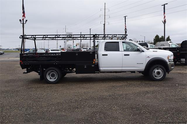 2020 Ram 5500 Crew Cab DRW 4x4, Freedom Contractor Body #DT04956 - photo 1
