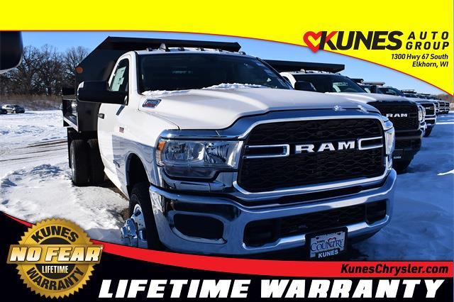 2020 Ram 3500 Regular Cab DRW 4x4, Monroe Dump Body #DT05004 - photo 1