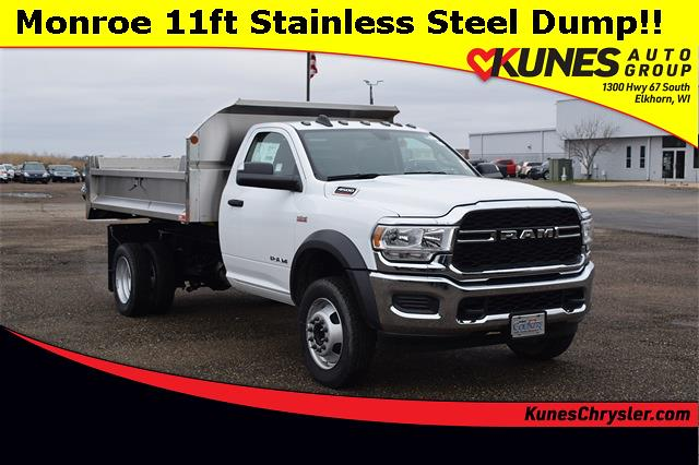 2020 Ram 4500 Regular Cab DRW 4x4, Monroe Dump Body #DT05064 - photo 1