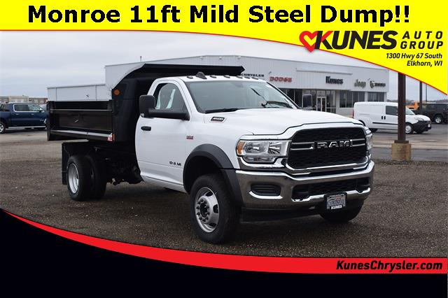 2020 Ram 4500 Regular Cab DRW 4x4, Monroe Dump Body #DT05078 - photo 1