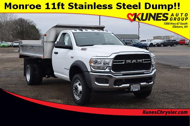 2020 Ram 4500 Regular Cab DRW 4x4, Monroe Dump Body #DT05081 - photo 1