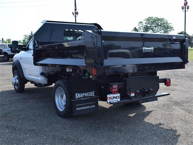 2021 Ram 4500 Regular Cab DRW 4x4,  Knapheide Drop Side Dump Body #DT05262 - photo 6