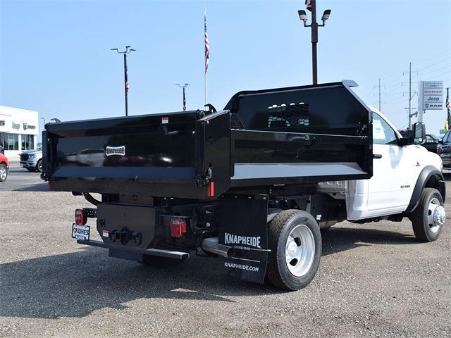 2021 Ram 4500 Regular Cab DRW 4x4,  Knapheide Drop Side Dump Body #DT05262 - photo 27