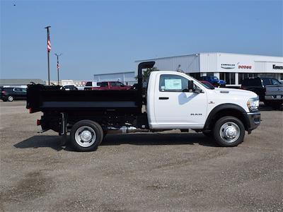 2021 Ram 4500 Regular Cab DRW 4x4,  Knapheide Drop Side Dump Body #DT05262 - photo 26