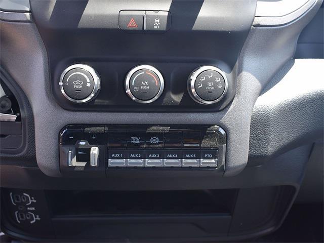 2021 Ram 5500 Regular Cab DRW 4x4,  Knapheide Drop Side Dump Body #DT05268 - photo 35