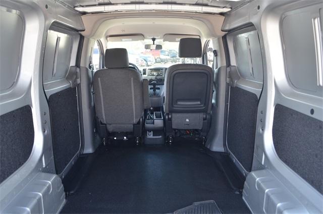2017 Nissan NV200 4x2, Empty Cargo Van #GP05372 - photo 1