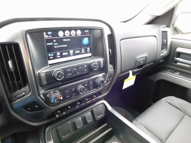 2018 Silverado 1500 Crew Cab 4x4,  Pickup #GT02337 - photo 13