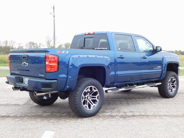 2018 Silverado 1500 Crew Cab 4x4,  Pickup #GT02337 - photo 2