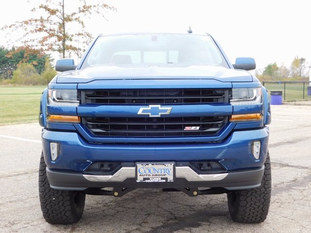 2018 Silverado 1500 Crew Cab 4x4,  Pickup #GT02337 - photo 7