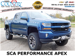 2018 Silverado 1500 Crew Cab 4x4,  Pickup #GT02337 - photo 1