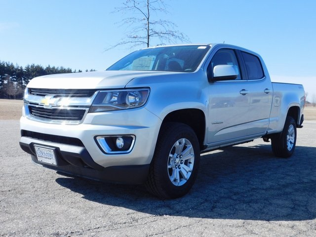 2018 Colorado Crew Cab 4x4,  Pickup #GT02430 - photo 10