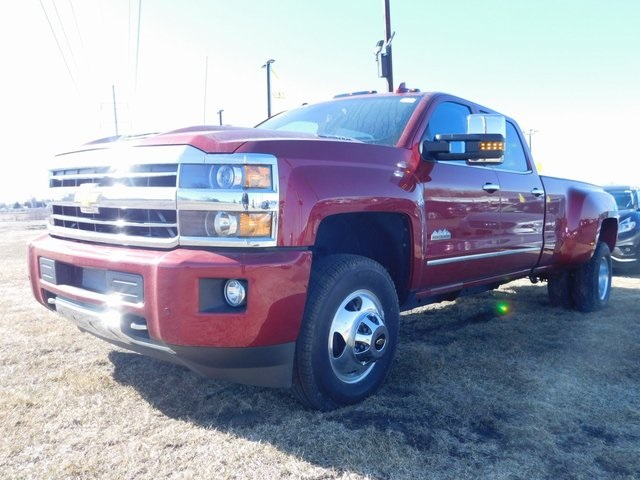 2018 Silverado 3500 Crew Cab 4x4,  Pickup #GT02450 - photo 10