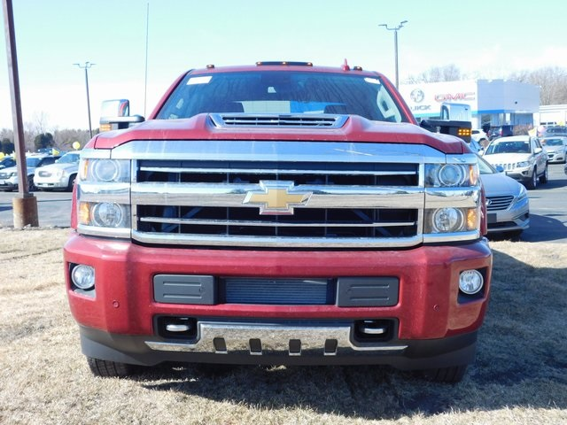 2018 Silverado 3500 Crew Cab 4x4,  Pickup #GT02450 - photo 11
