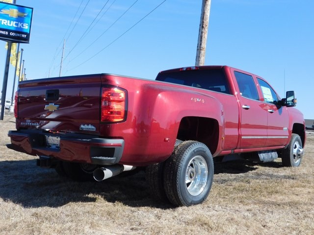 2018 Silverado 3500 Crew Cab 4x4,  Pickup #GT02450 - photo 2