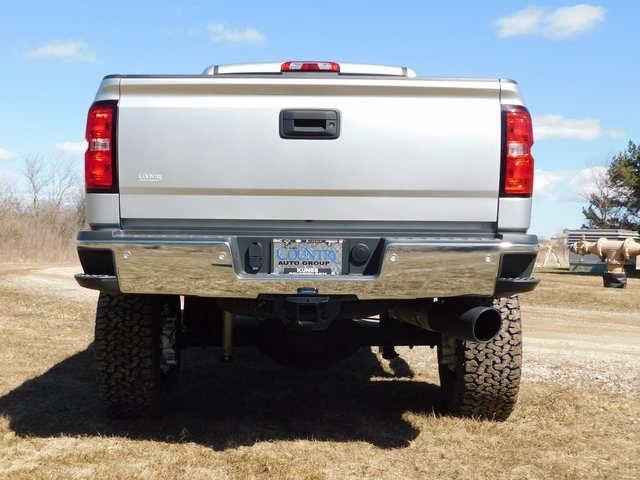 2018 Silverado 2500 Crew Cab 4x4,  Pickup #GT02517 - photo 11