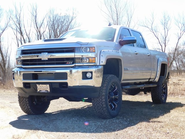 2018 Silverado 2500 Crew Cab 4x4,  Pickup #GT02517 - photo 12