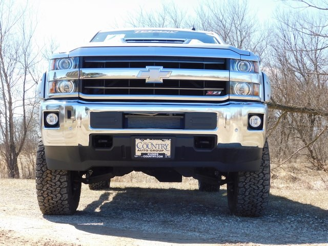 2018 Silverado 2500 Crew Cab 4x4,  Pickup #GT02517 - photo 17