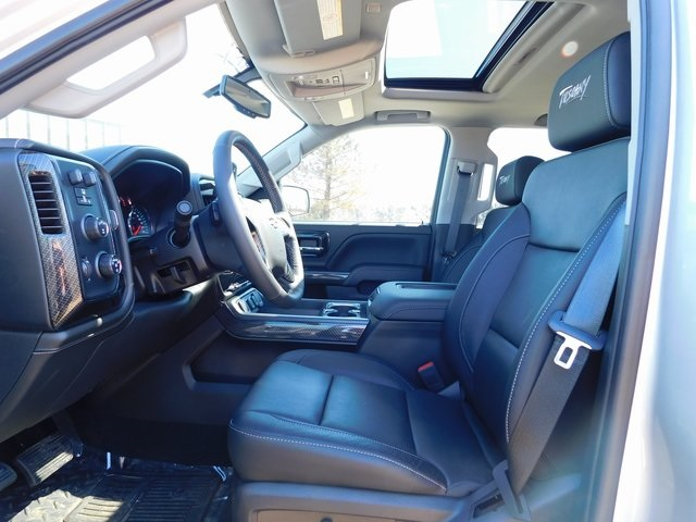 2018 Silverado 2500 Crew Cab 4x4,  Pickup #GT02517 - photo 18