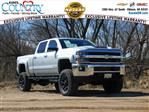 2018 Silverado 2500 Crew Cab 4x4,  Pickup #GT02517 - photo 1