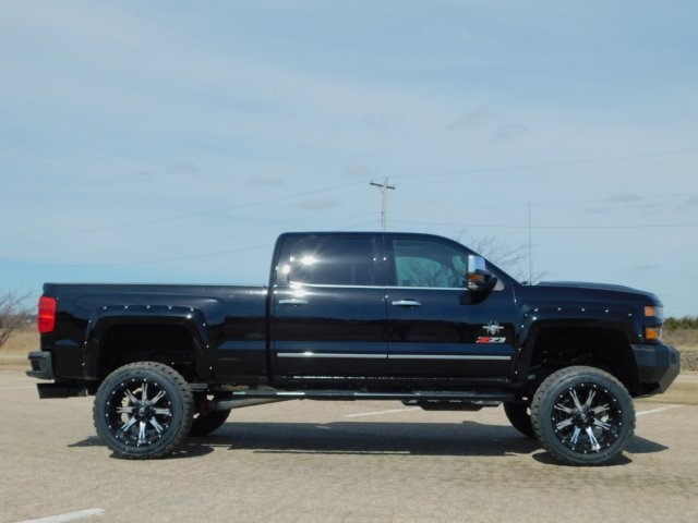 2018 Silverado 2500 Crew Cab 4x4,  Pickup #GT02520 - photo 3