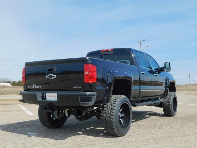 2018 Silverado 2500 Crew Cab 4x4,  Pickup #GT02520 - photo 2