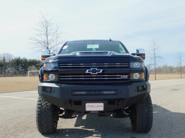 2018 Silverado 2500 Crew Cab 4x4,  Pickup #GT02520 - photo 9