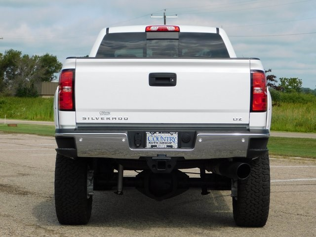 2018 Silverado 2500 Crew Cab 4x4,  Pickup #GT02521 - photo 9