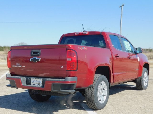 2018 Colorado Crew Cab 4x4,  Pickup #GT02525 - photo 2