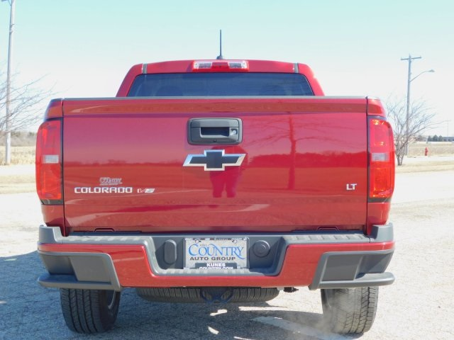 2018 Colorado Crew Cab 4x4,  Pickup #GT02525 - photo 8