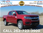 2018 Colorado Crew Cab 4x4,  Pickup #GT02525 - photo 1