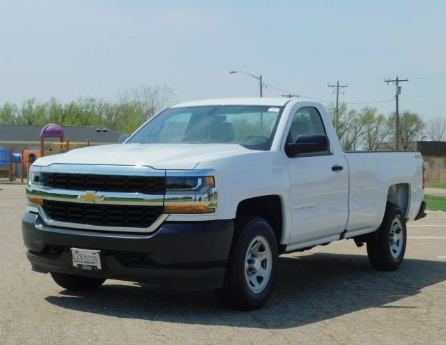 2018 Silverado 1500 Regular Cab 4x4,  Pickup #GT02542 - photo 10