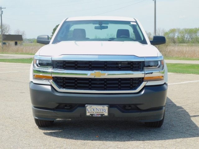 2018 Silverado 1500 Regular Cab 4x4,  Pickup #GT02542 - photo 11