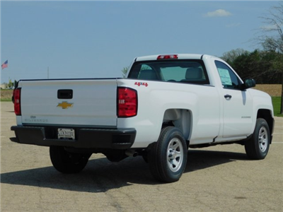 2018 Silverado 1500 Regular Cab 4x4,  Pickup #GT02542 - photo 2