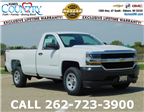 2018 Silverado 1500 Regular Cab 4x4,  Pickup #GT02542 - photo 1