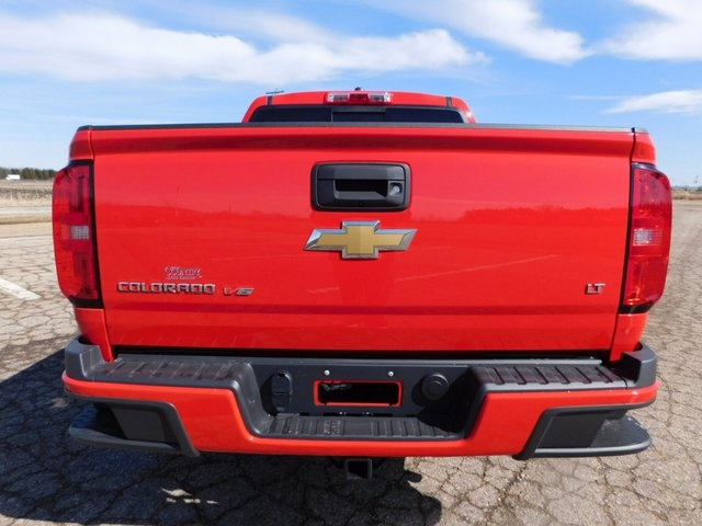 2018 Colorado Crew Cab 4x4,  Pickup #GT02564 - photo 8