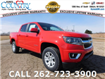 2018 Colorado Crew Cab 4x4,  Pickup #GT02564 - photo 1