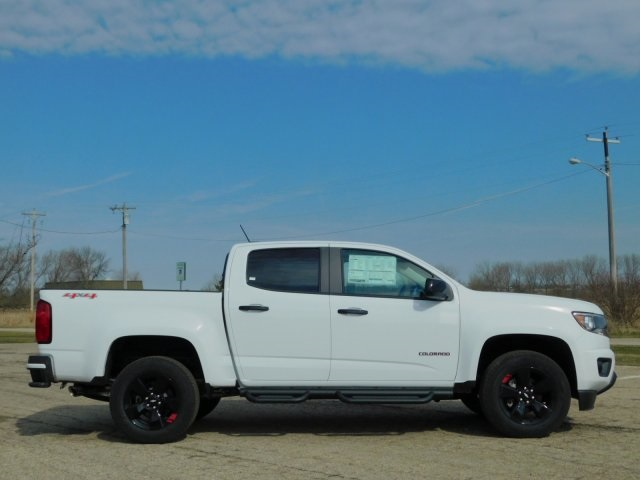 2018 Colorado Crew Cab 4x4,  Pickup #GT02597 - photo 3