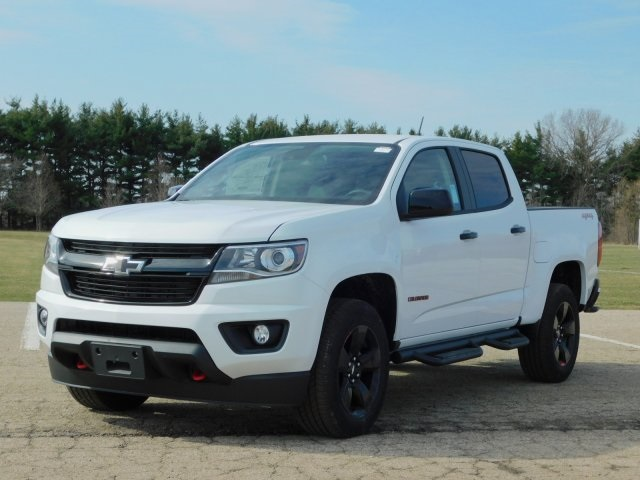 2018 Colorado Crew Cab 4x4,  Pickup #GT02597 - photo 9