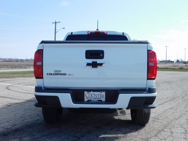 2018 Colorado Crew Cab 4x4,  Pickup #GT02633 - photo 10