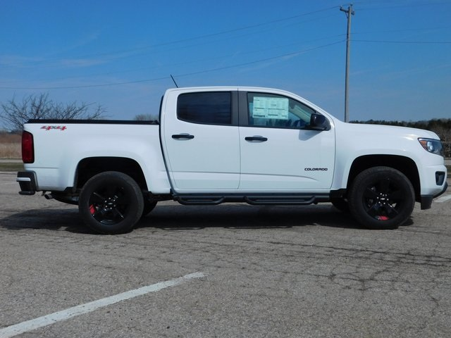2018 Colorado Crew Cab 4x4,  Pickup #GT02633 - photo 3