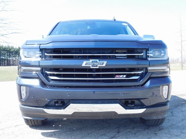 2018 Silverado 1500 Crew Cab 4x4,  Pickup #GT02647 - photo 11