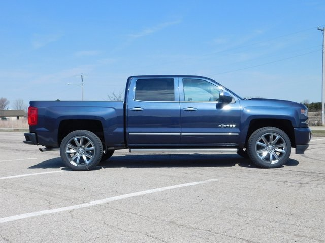 2018 Silverado 1500 Crew Cab 4x4,  Pickup #GT02647 - photo 3