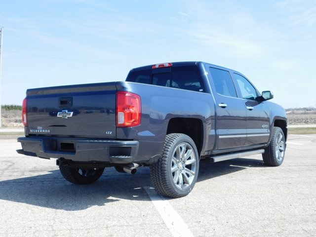 2018 Silverado 1500 Crew Cab 4x4,  Pickup #GT02647 - photo 2