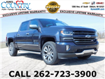 2018 Silverado 1500 Crew Cab 4x4,  Pickup #GT02647 - photo 1