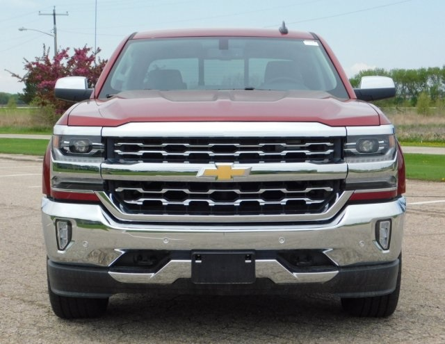 2018 Silverado 1500 Crew Cab 4x4,  Pickup #GT02668 - photo 11