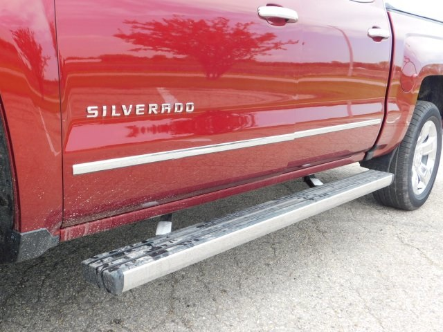 2018 Silverado 1500 Crew Cab 4x4,  Pickup #GT02668 - photo 13