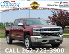2018 Silverado 1500 Crew Cab 4x4,  Pickup #GT02668 - photo 1