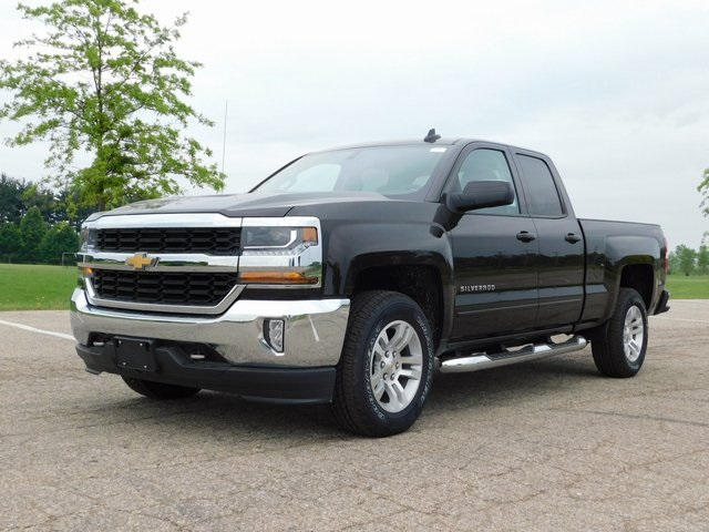 2018 Silverado 1500 Double Cab 4x4,  Pickup #GT02683 - photo 12