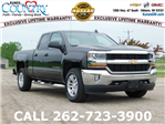 2018 Silverado 1500 Double Cab 4x4,  Pickup #GT02683 - photo 1